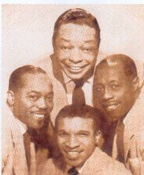 The golden gate quartet's sound was well polished and often crossed